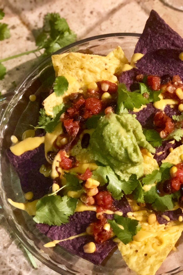 Dairy Free Butternut Squash Queso